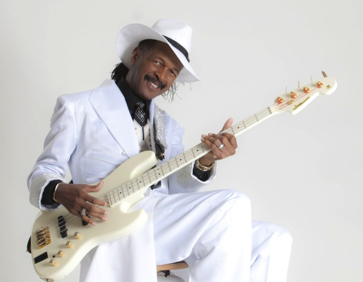 best bassists Larry Graham