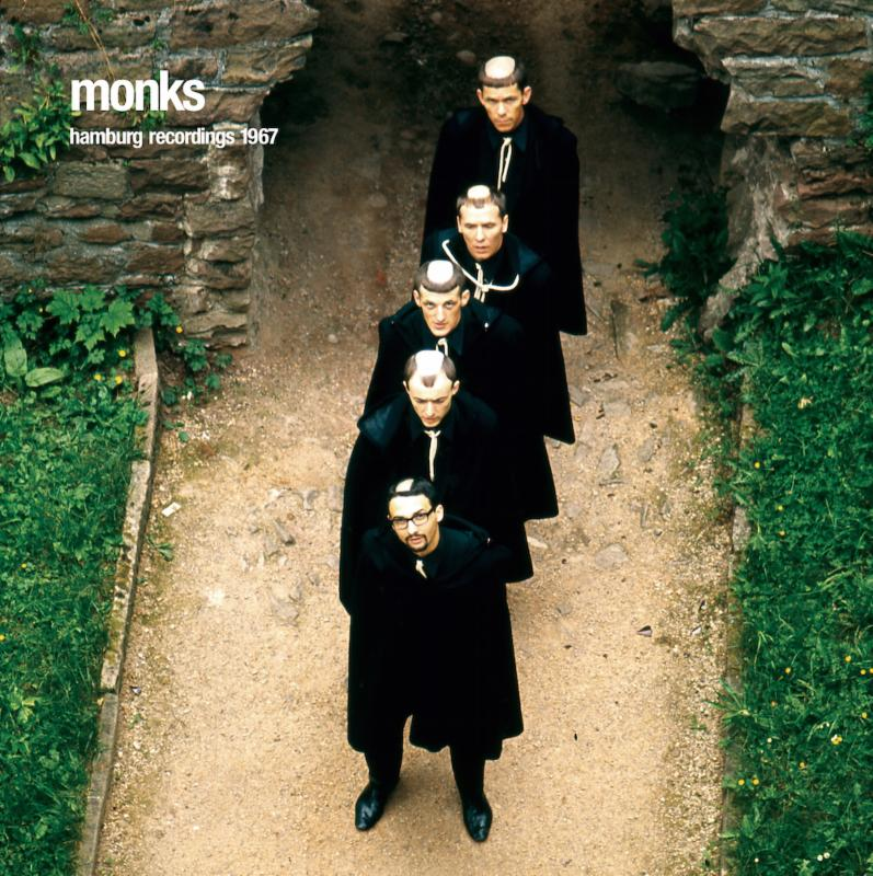 Monks new reissue
