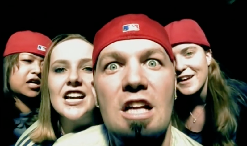 Limp Bizkit metal in the '90s was the worst