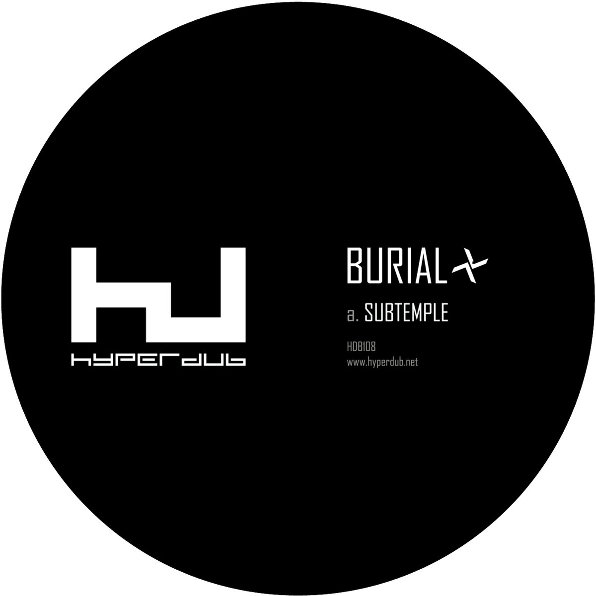 Burial new EP Subtemple