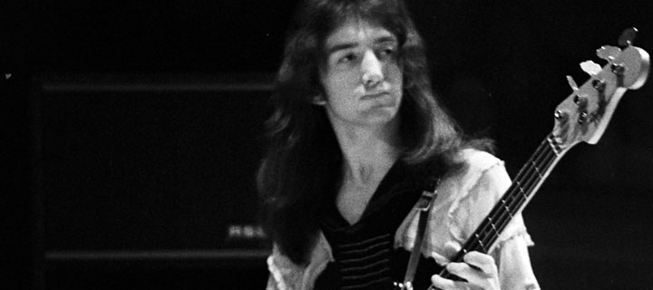 best bassists John Deacon