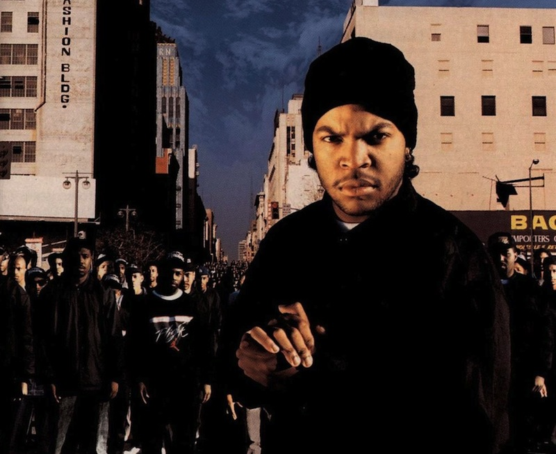 Ice Cube Amerikka's Most Wanted Hall of Fame