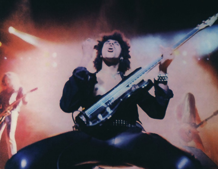 best bassists Phil Lynott