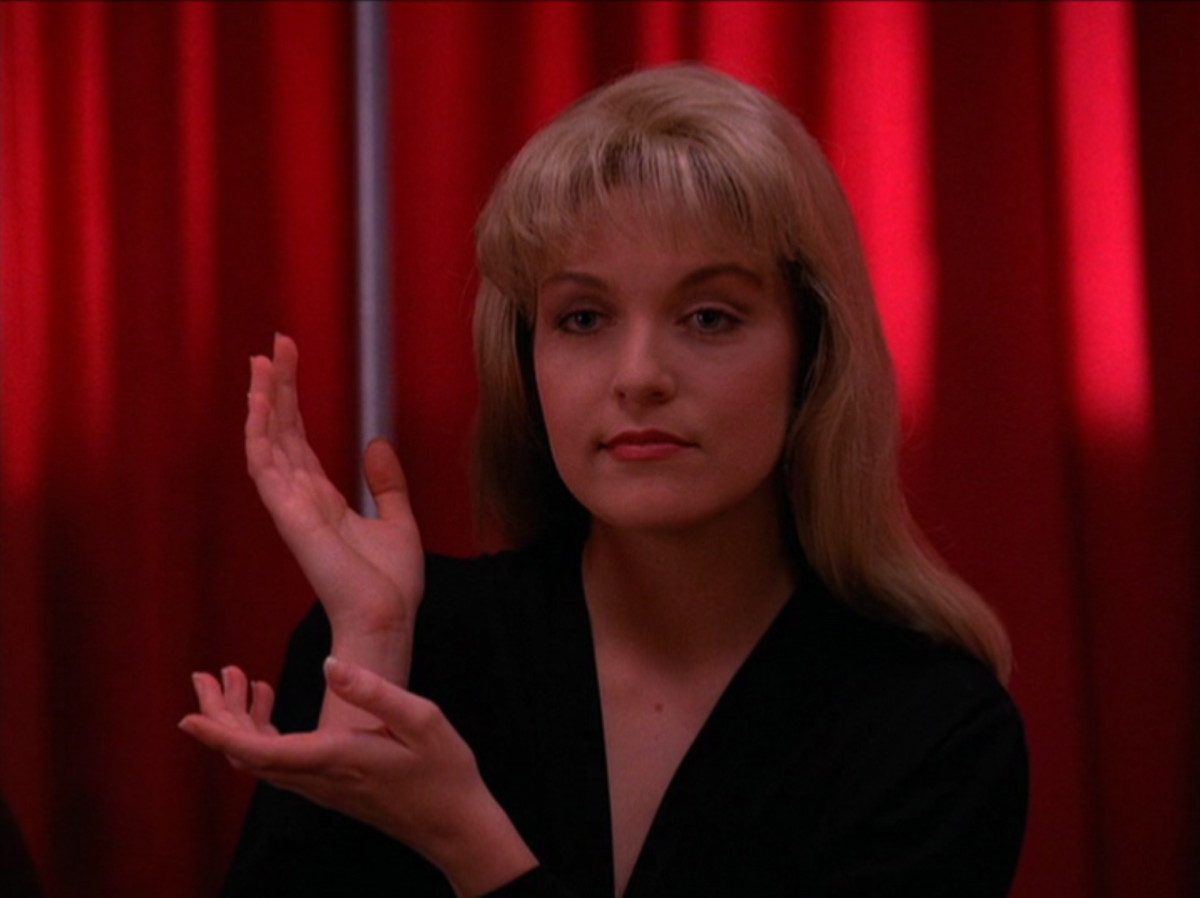Twin Peaks influenced songs Laura Palmer