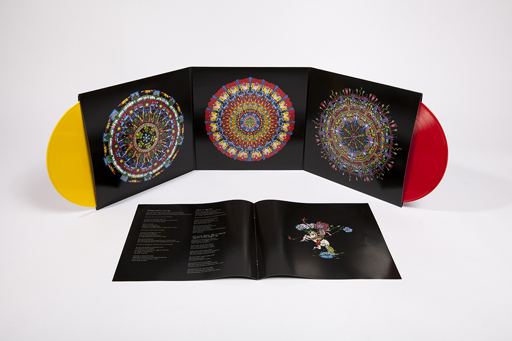 Of Montreal Hissing Fauna reissue