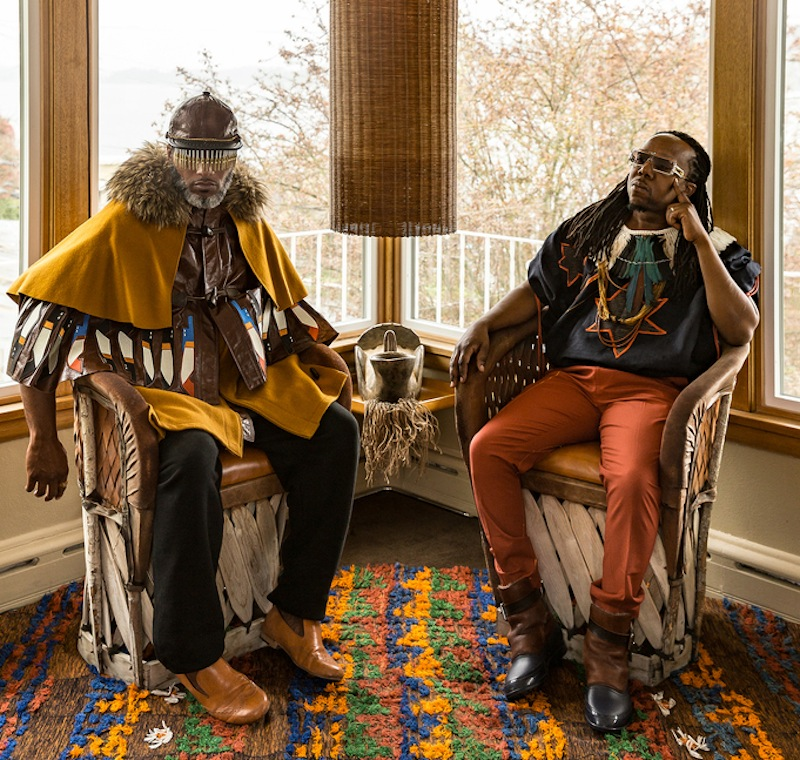 Shabazz Palaces new album 2017