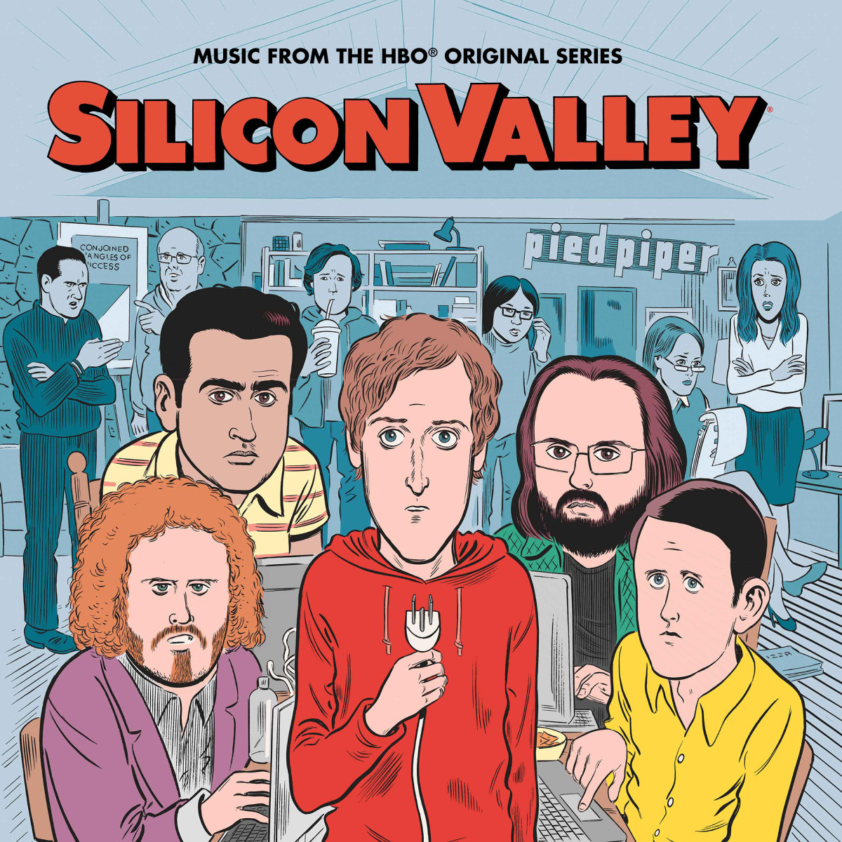 Silicon Valley soundtrack