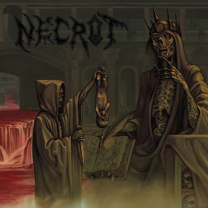 Necrot Blood Offerings review