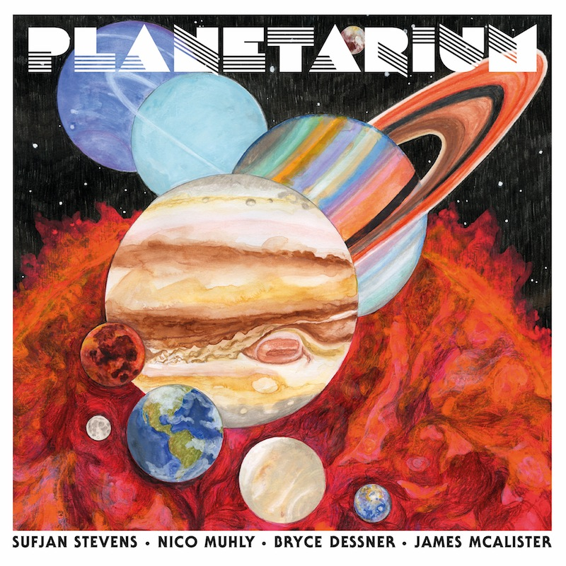 Sufjan Stevens Planetarium review