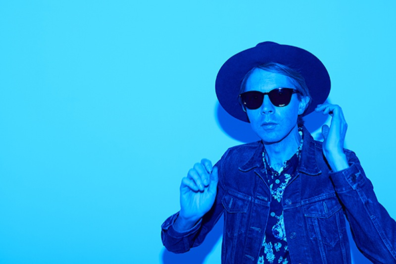 Beck fall tour dates with U2