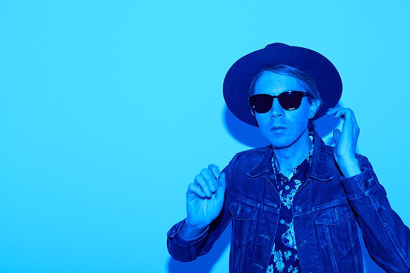 Beck fall tour dates with U2