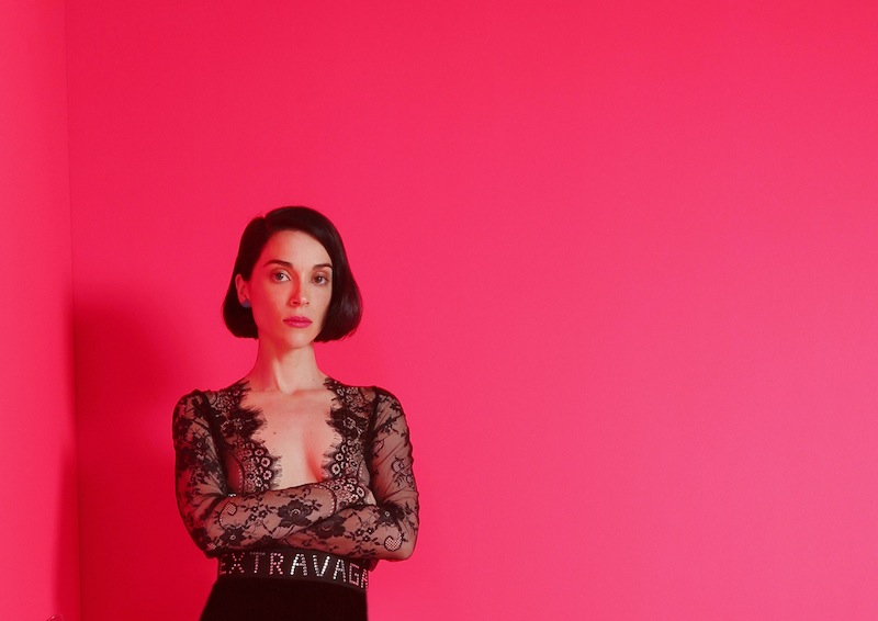 St. Vincent tour dates