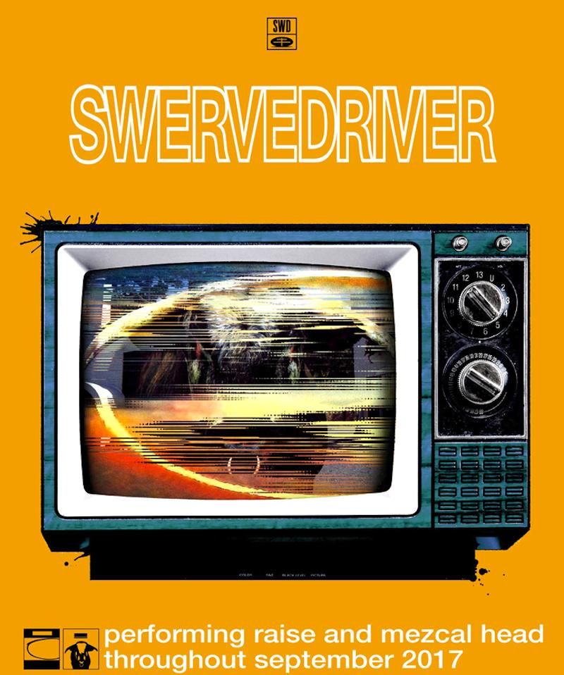Swervedriver 2017 tour dates