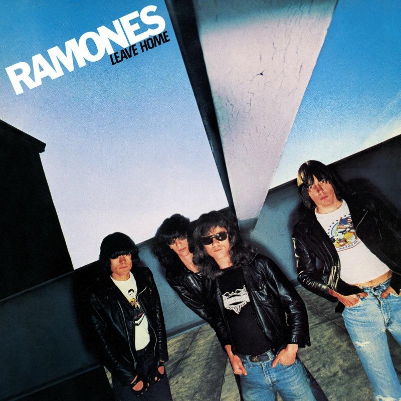 Ramones Leave Home deluxe reissue