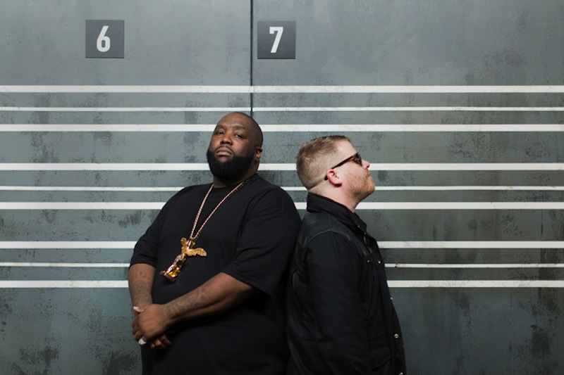 Run the Jewels 2017 tour