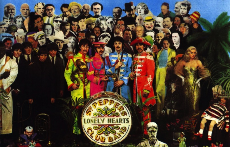 Sgt. Peppers 50th anniversary