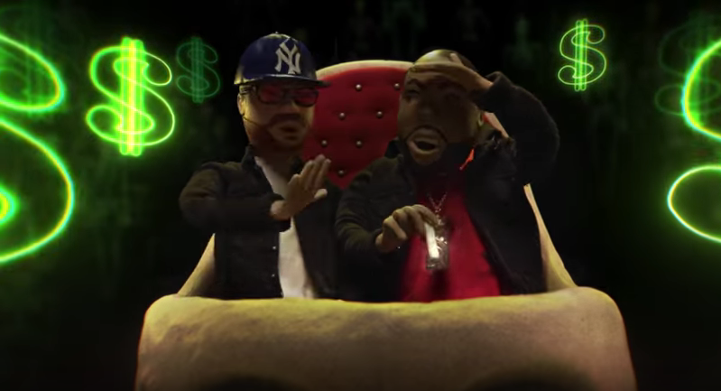 Run the Jewels Don't Get Captured video