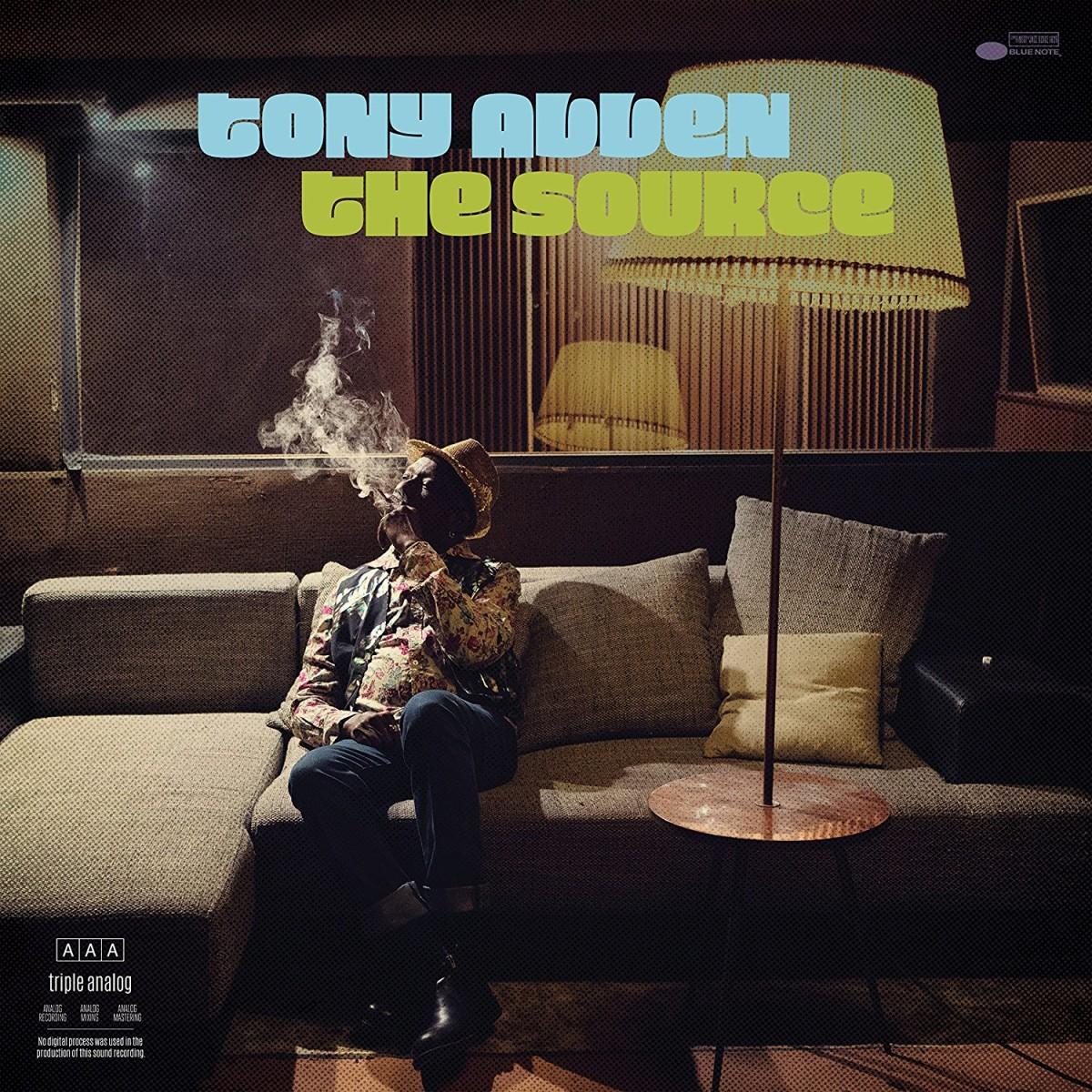 Tony Allen new album The Source
