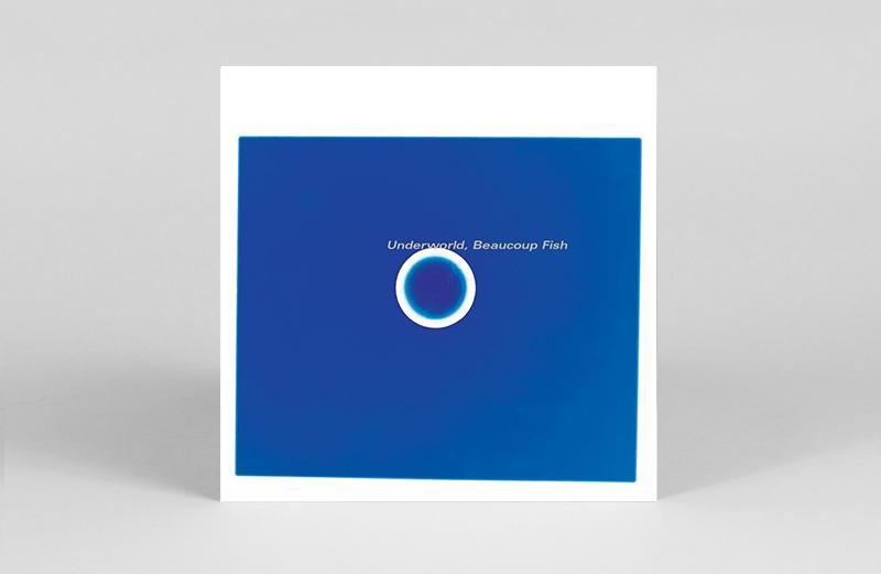 Underworld Beaucoup Fish reissue vinyl