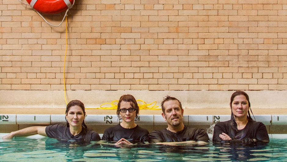 The Breeders 2017 tour