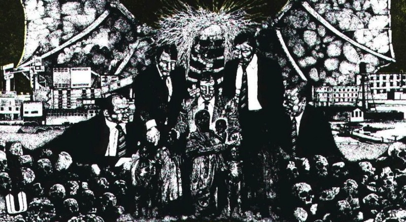 Napalm Death Scum 30 years of grindcore