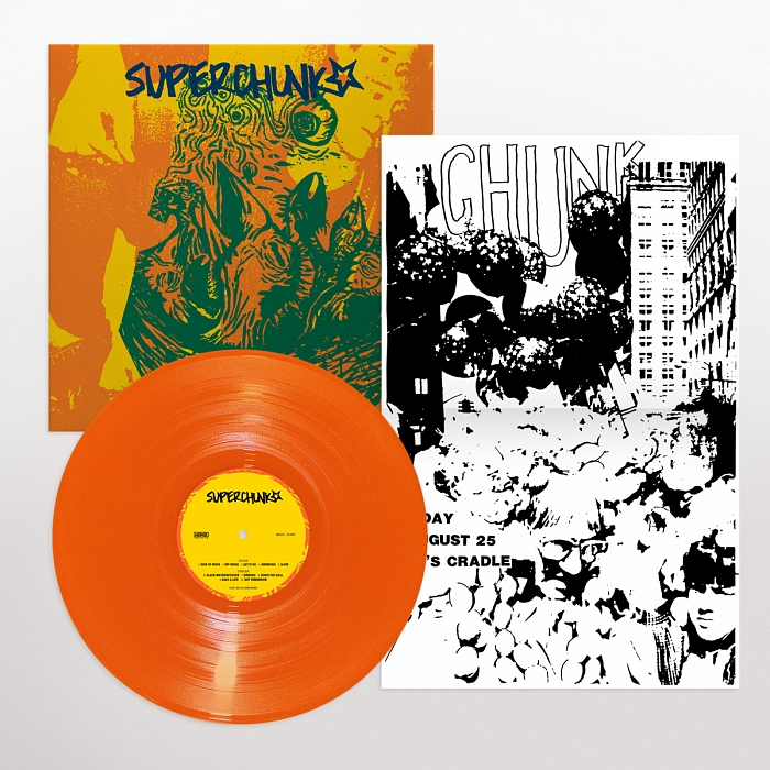Superchunk vinyl reissue