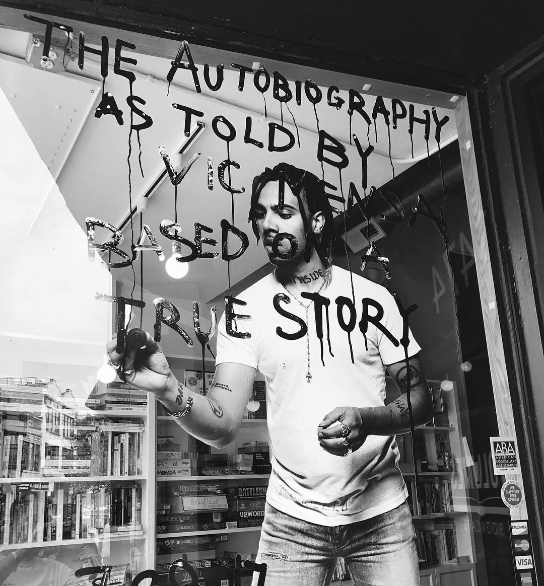 Vic Mensa The Autobiography details