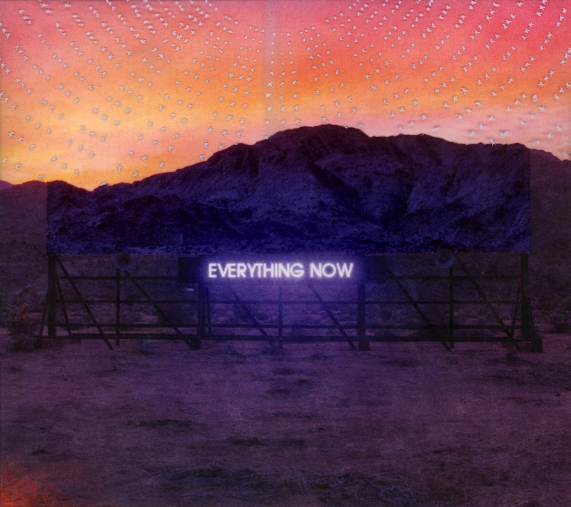 Arcade Fire Everything Now review