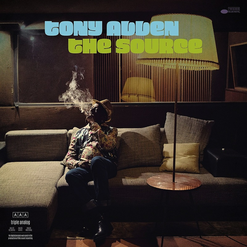 Tony Allen The Source review