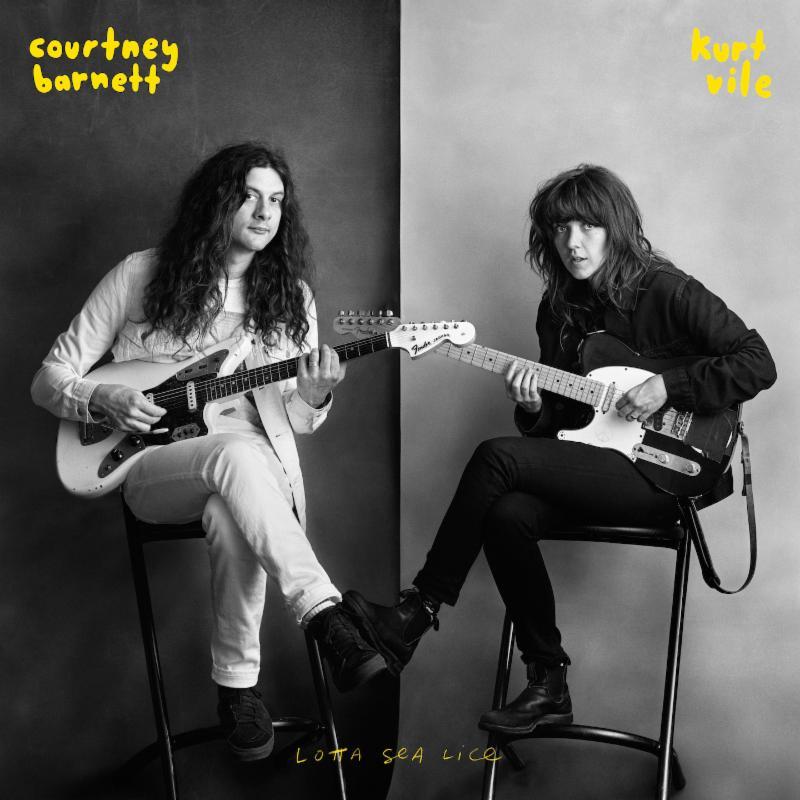 Courtney Barnett Kurt Vile new album