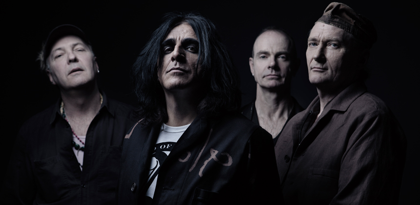 Killing Joke 2017 live music bucket list