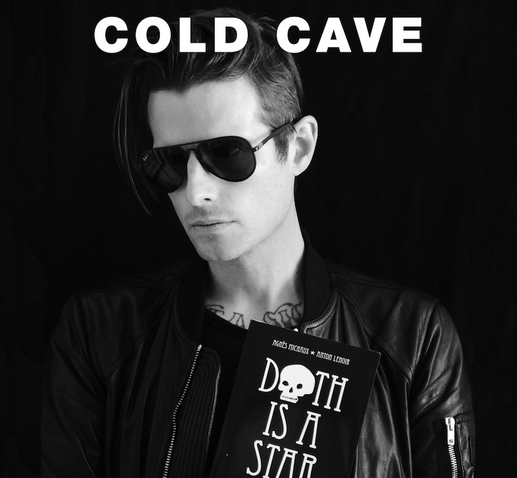 Cold Cave fall tour 2017