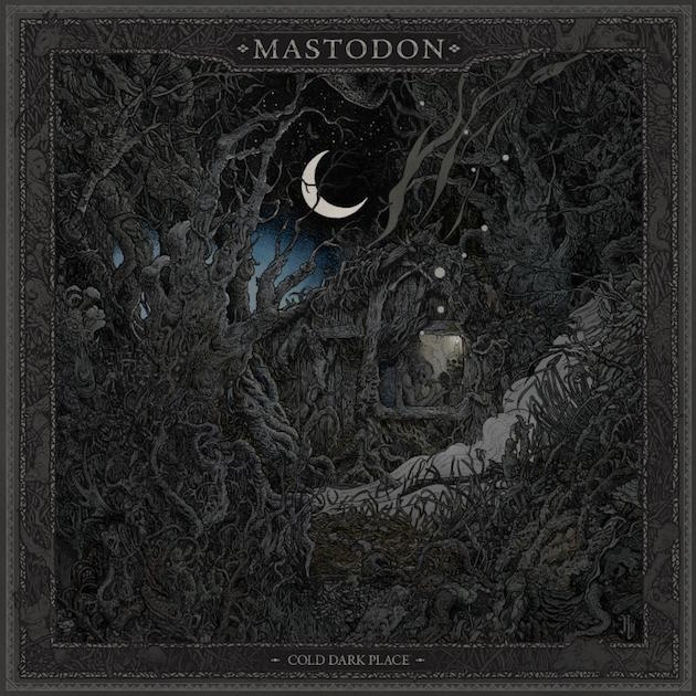 Mastodon new EP Cold Dark Place