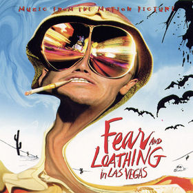 essential Las Vegas albums Fear and Loathing