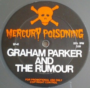 best songs about the music industry Graham Parker