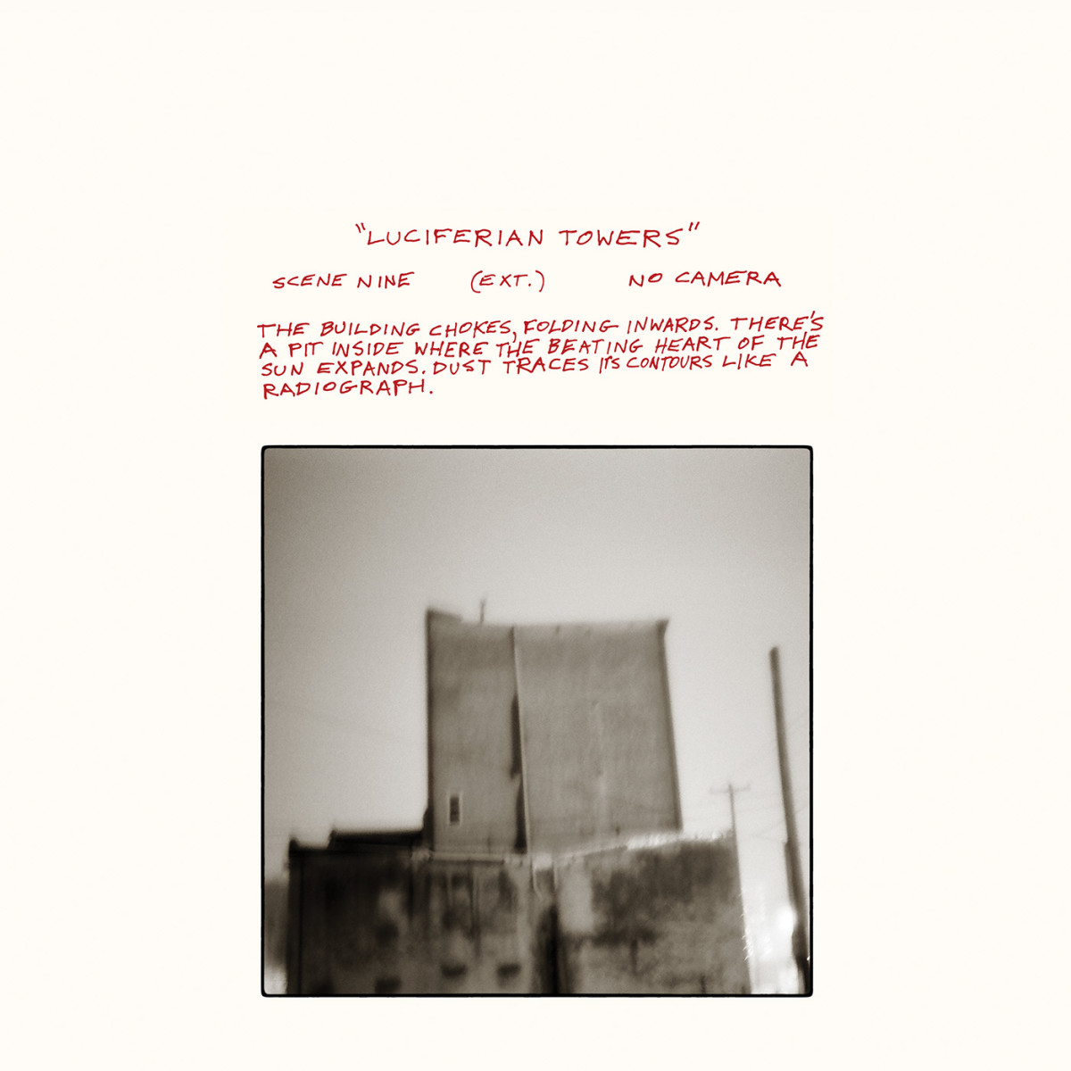 Godspeed You Black Emperor new album Luciferian Towers