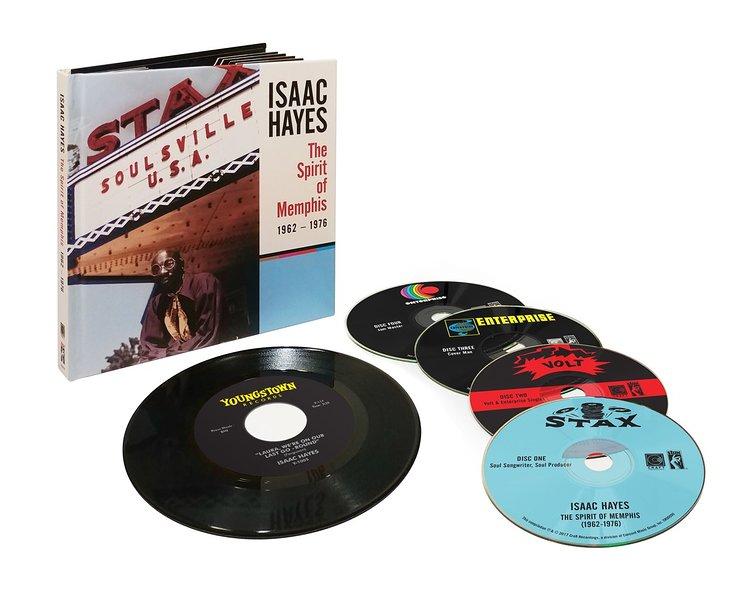 Isaac Hayes box set