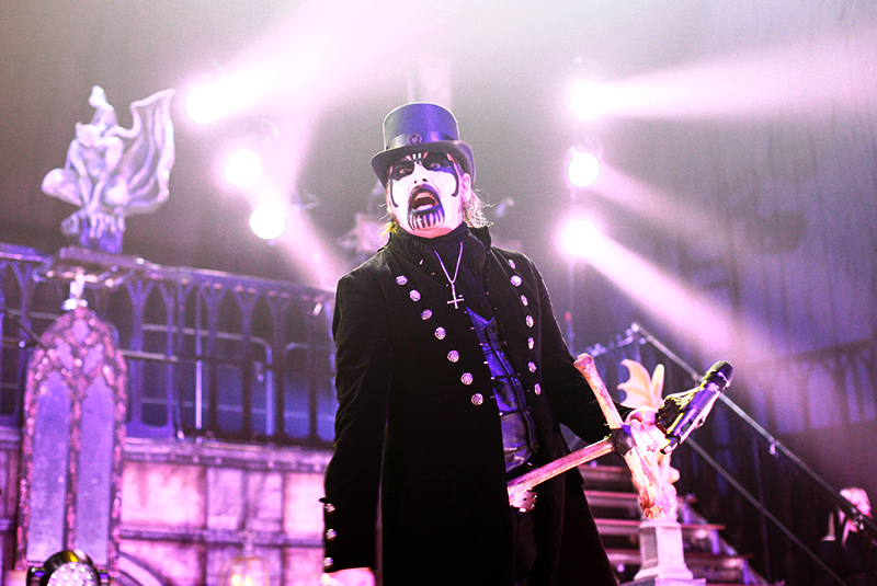 King Diamond Psycho Las Vegas 2017