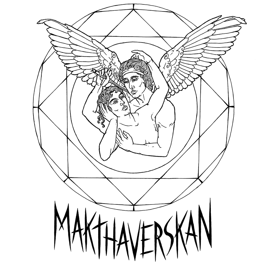 Makthaverskan new album III