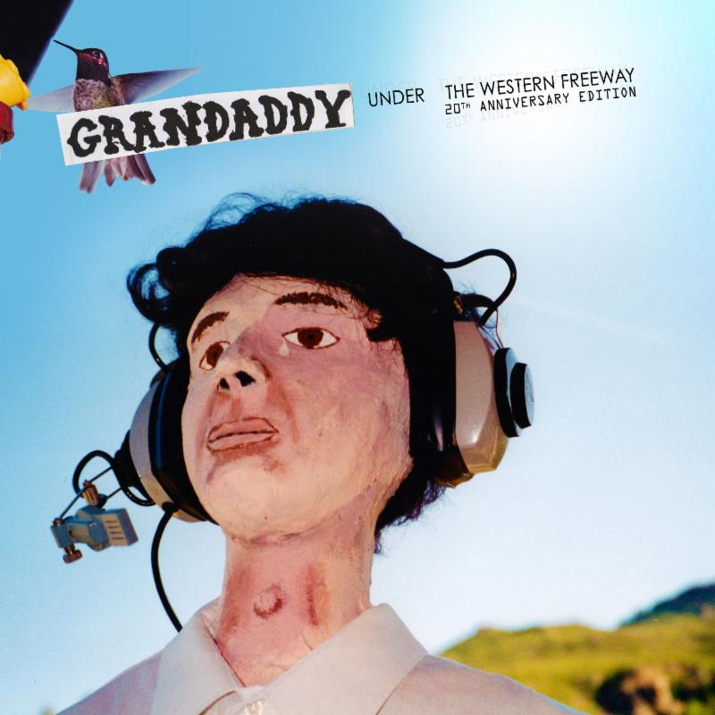 Grandaddy Under the Western Freeway reissue