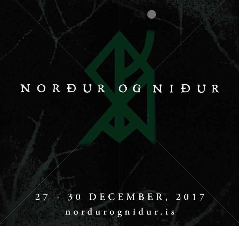 Nordur og Nidur festival Sigur Ros 2017