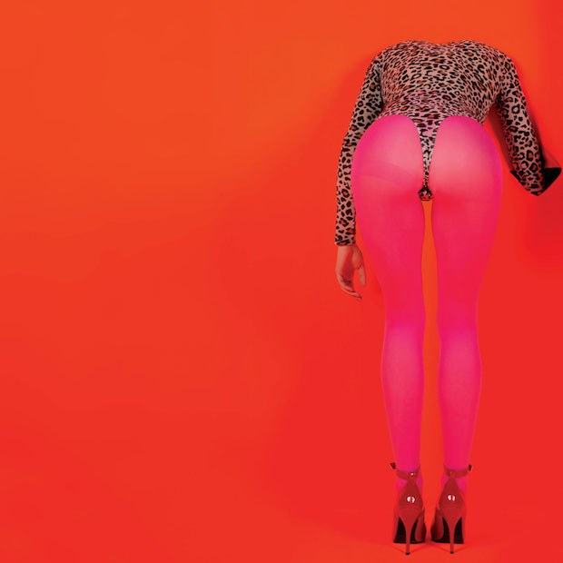 St. Vincent new album MASSEDUCTION
