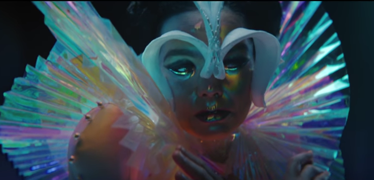 Bjork The Gate video