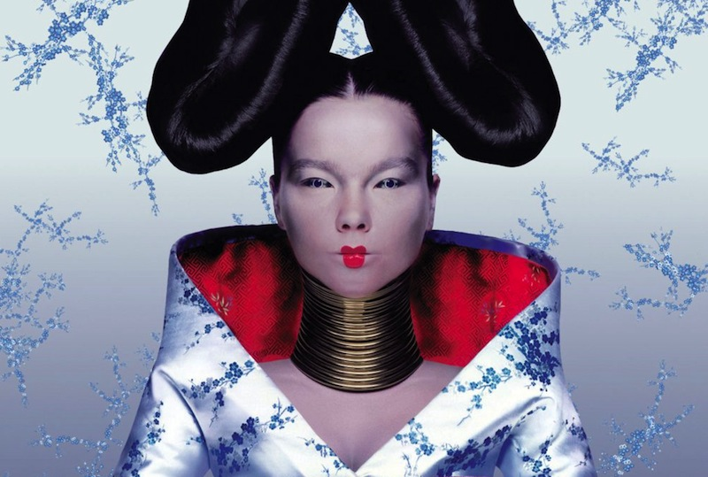Bjork Homogenic Hall of Fame