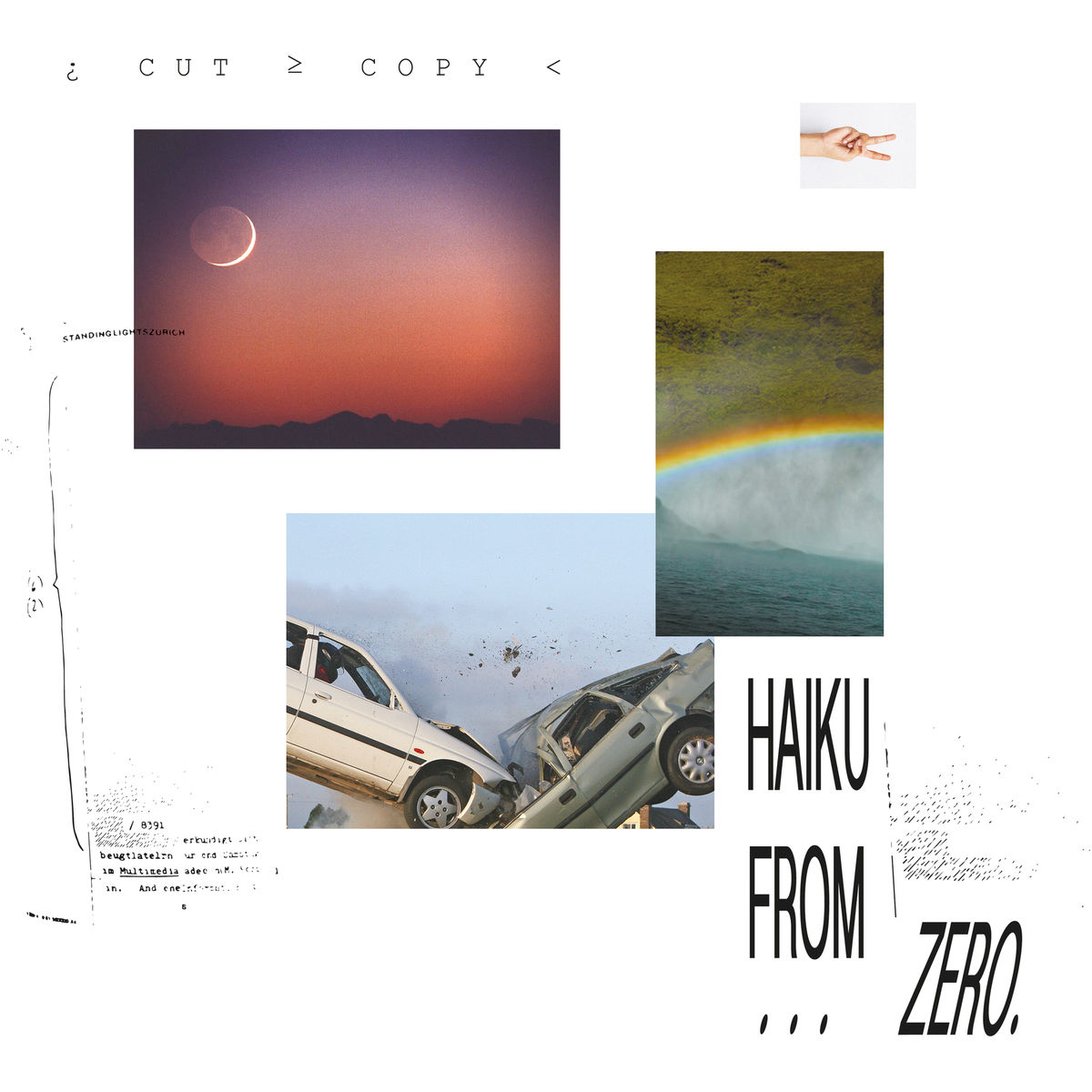 Cut Copy Haiku from Zero review