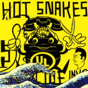 top 100 punk albums Hot Snakes