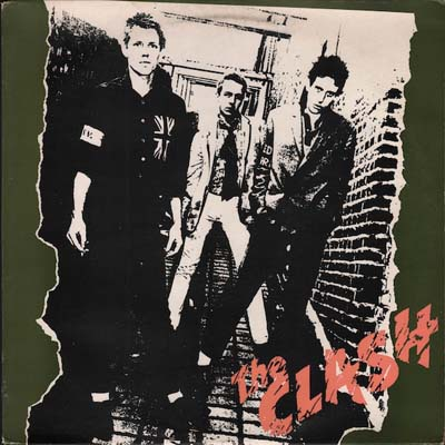 top 100 punk albums The Clash