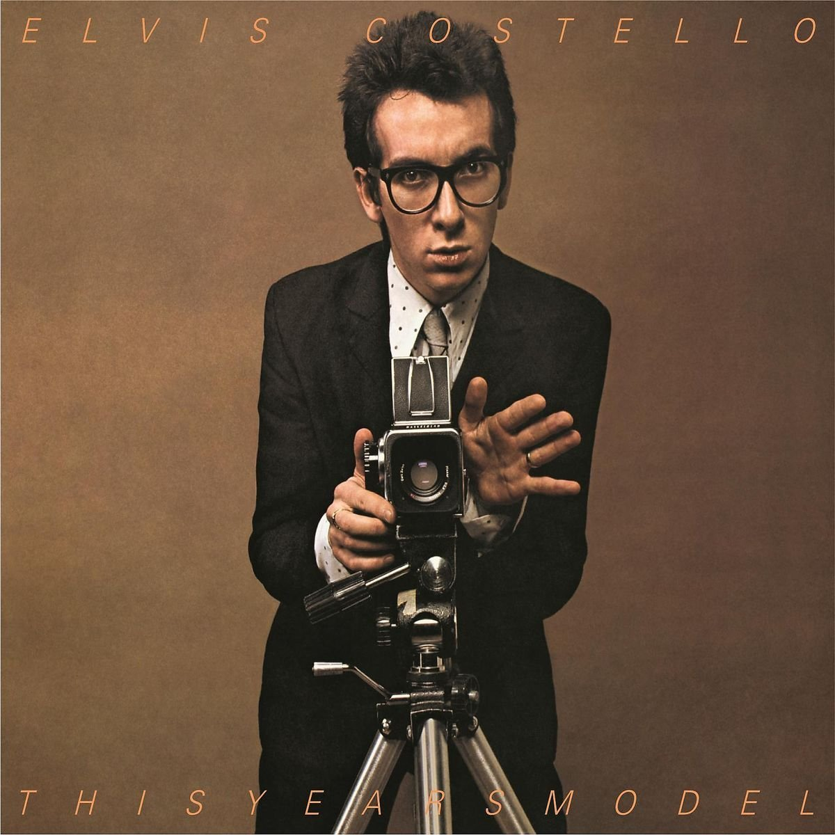 top 100 punk albums Elvis Costello This Year's Model review