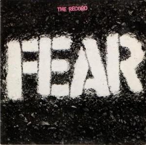 top 100 punk albums Fear