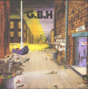top 100 punk albums GBH